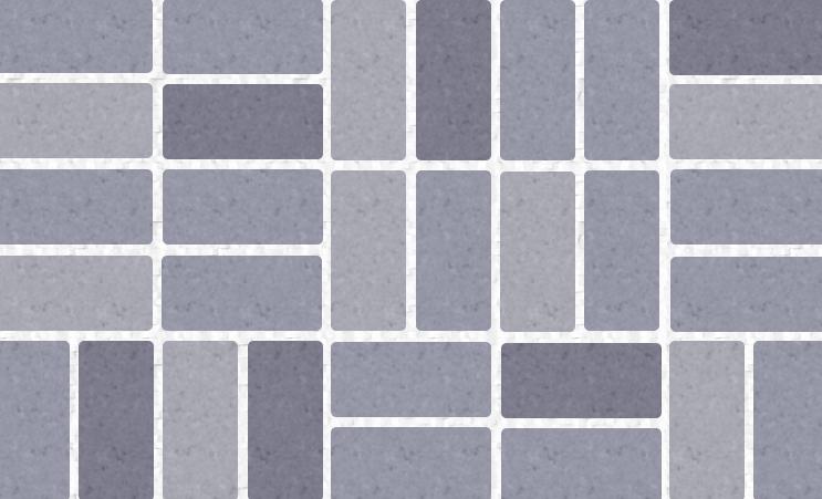 Muster Zum Pflastern :  Zum Beispiel eignet sich dieses Muster perfekt für eine
