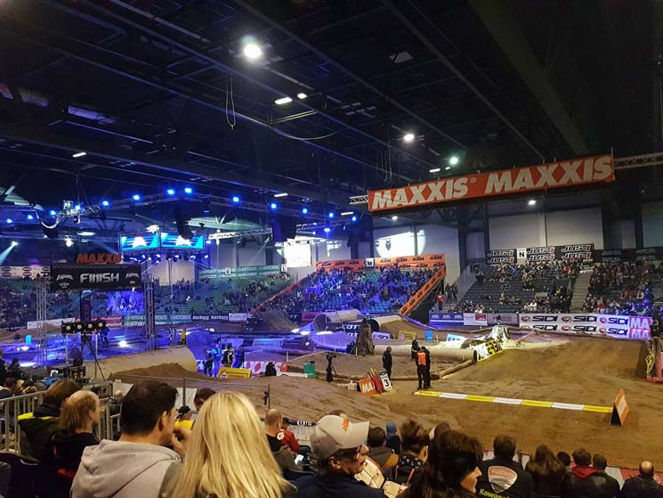 Enduro WM 2018 in Riesa