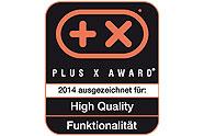 PLUS X Award für High Quality & Funktionalität