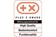 DENQBAR PLUS X Award