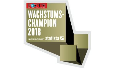 DENQBAR Focus Wchstumchampion 2018