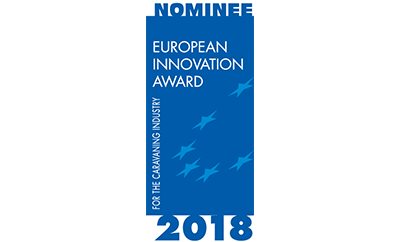 Nomminiert für den European Innovation Award