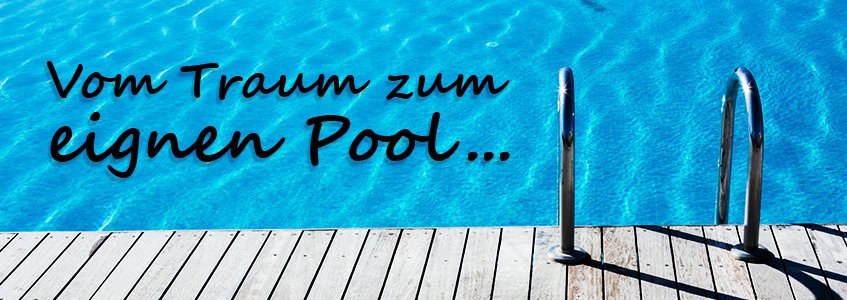 Swimmingpool selbst bauen – so wird's was!