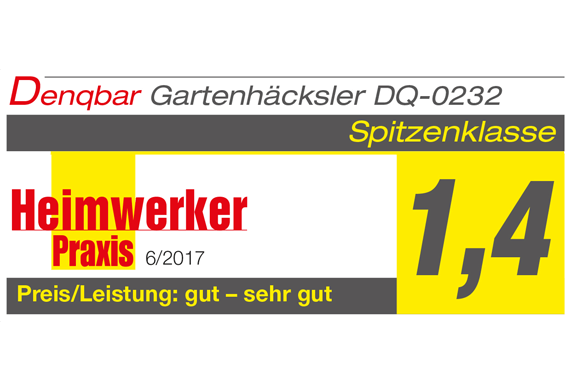 Heimwerker Praxis give the top rating of 1.4