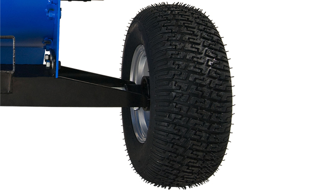 Reinforced wide-tire wheel kit