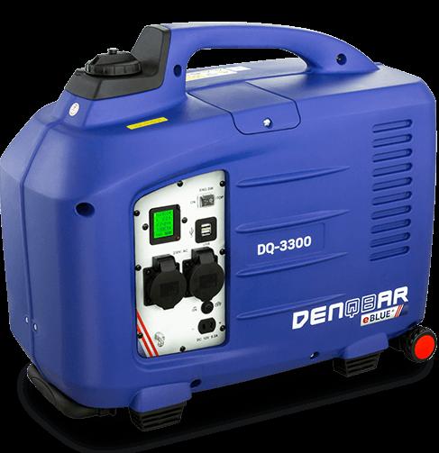 eblue 3 3 kw digitaler inverter stromerzeuger generator benzinbetrieben inverter generatoren. Black Bedroom Furniture Sets. Home Design Ideas