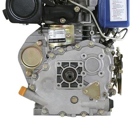 Universal Dieselmotor mit 3,1 kW (4,2 PS) 211 ccm 20 mm
