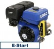 universal gasoline engine 390 ccm 9.6 kW (13 HP) 25.4 mm (1 INCH) with E-START 001