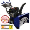 Professional snow blower with 11 kW (15 HP) gasoline engine 001