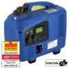 E-START 2.2 kW silent suitcase digital generator 230 V inverter 001