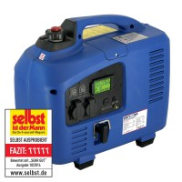 2.2 kW silent suitcase digital generator 230 V inverter