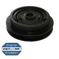 v-belt clutch with 25.4 mm (1 inch) crankshaft diameter