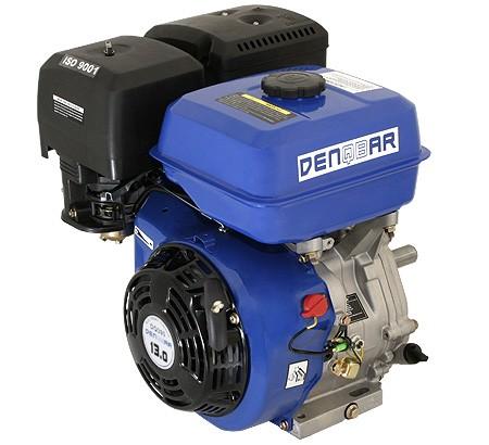 Universal Benzinmotor mit 9,6 kW (13 PS) 390 ccm 25,4 mm (1 Zoll) Welle Q-Typ