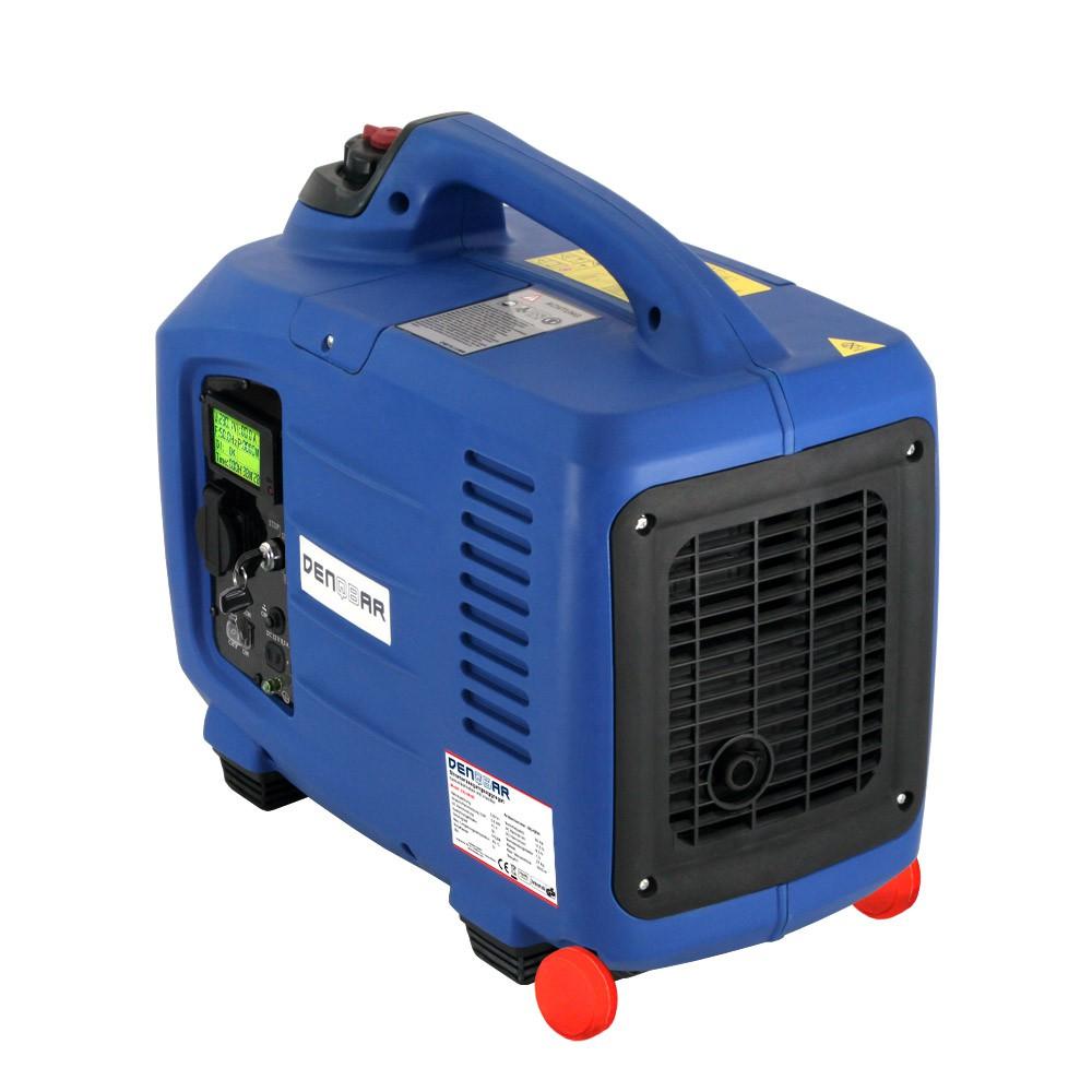 E Start 2 8 Kw Digitaler Inverter Stromerzeuger Generator